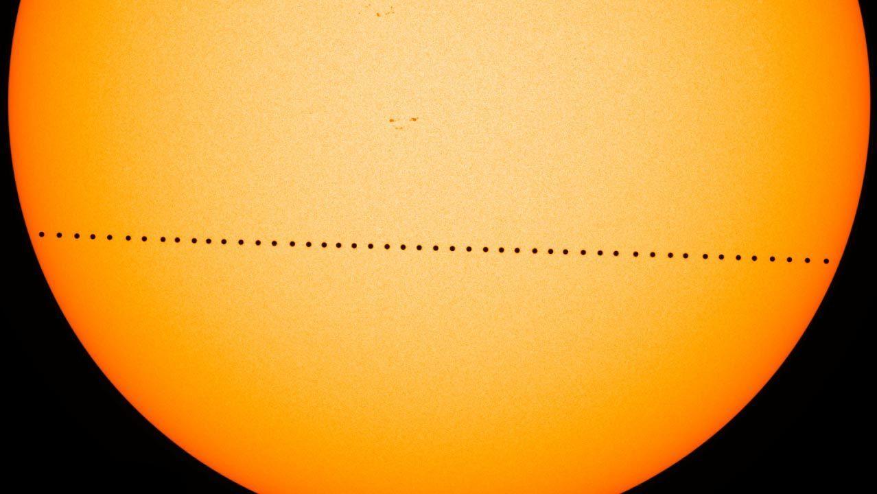 ¿ En qué consiste y por qué es tan atípico un tránsito de Mercurio?.Temporal de lluvia y viento