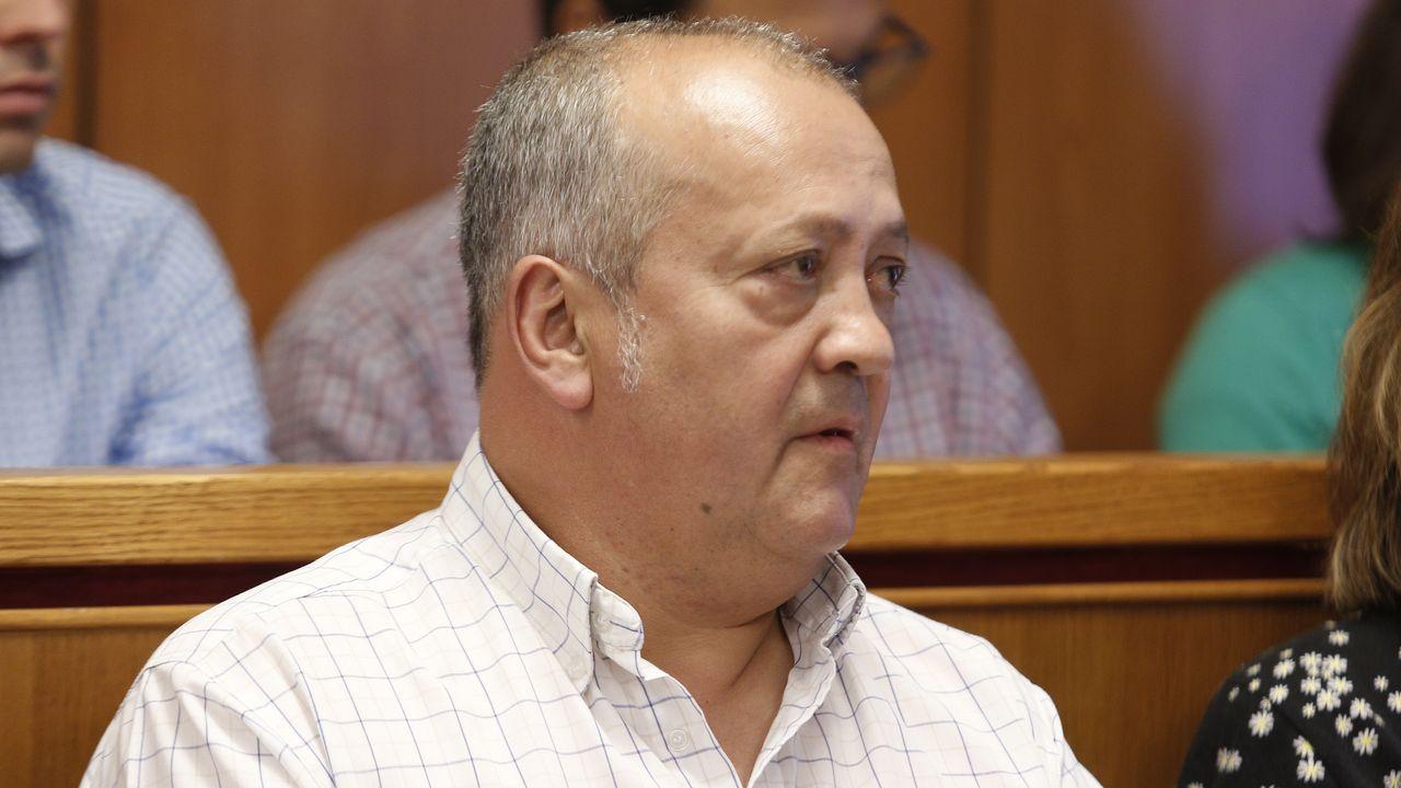 Jaime Rumbo. Concejal de Servizos Municipais. 26.269 euros