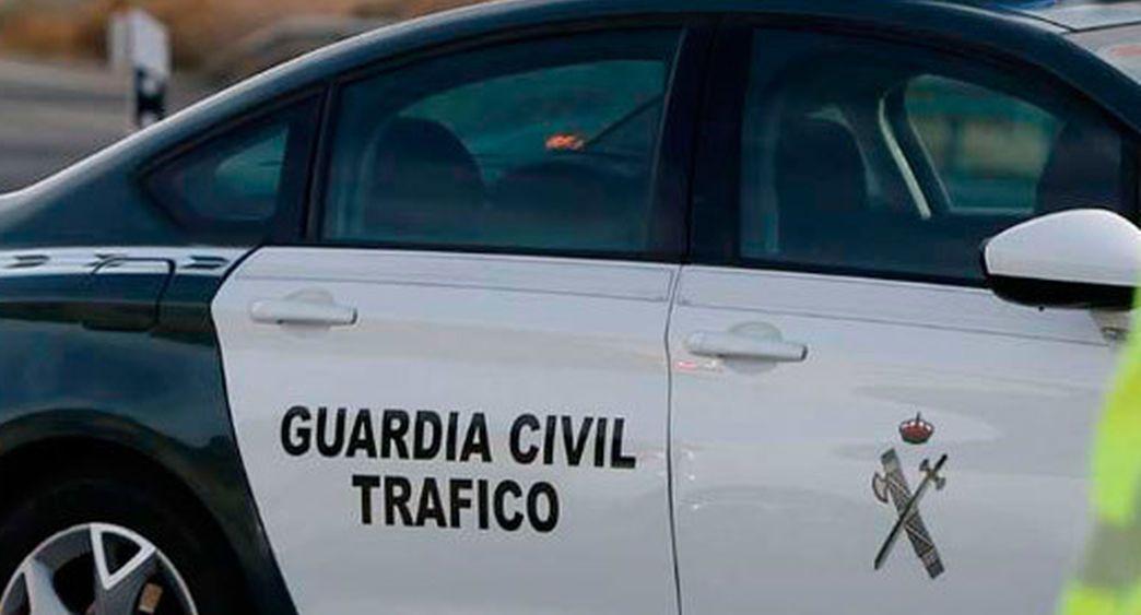 Coche de la Guardia Civil de Tráfico