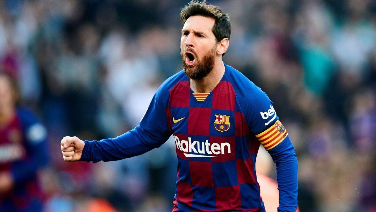 Leo Messi repartirá la cantidad entre centros argentinos y un hospital en Barcelona