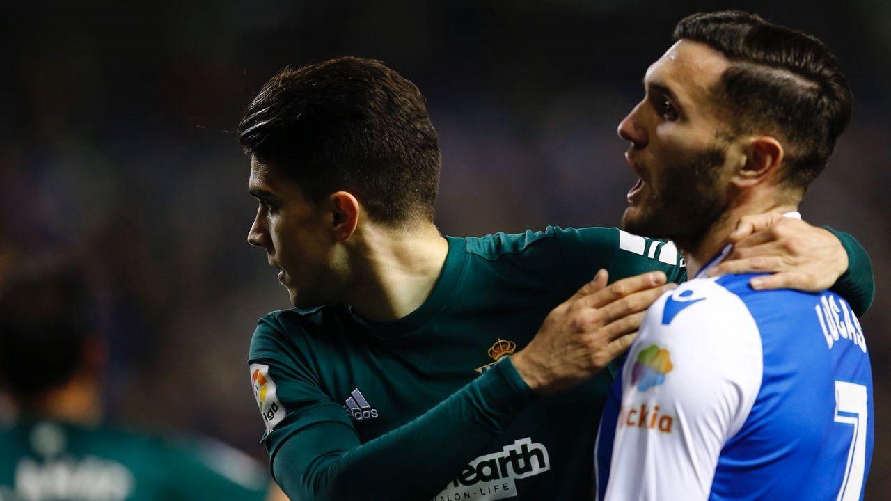 Las mejores imágenes del Alavés - Deportivo
