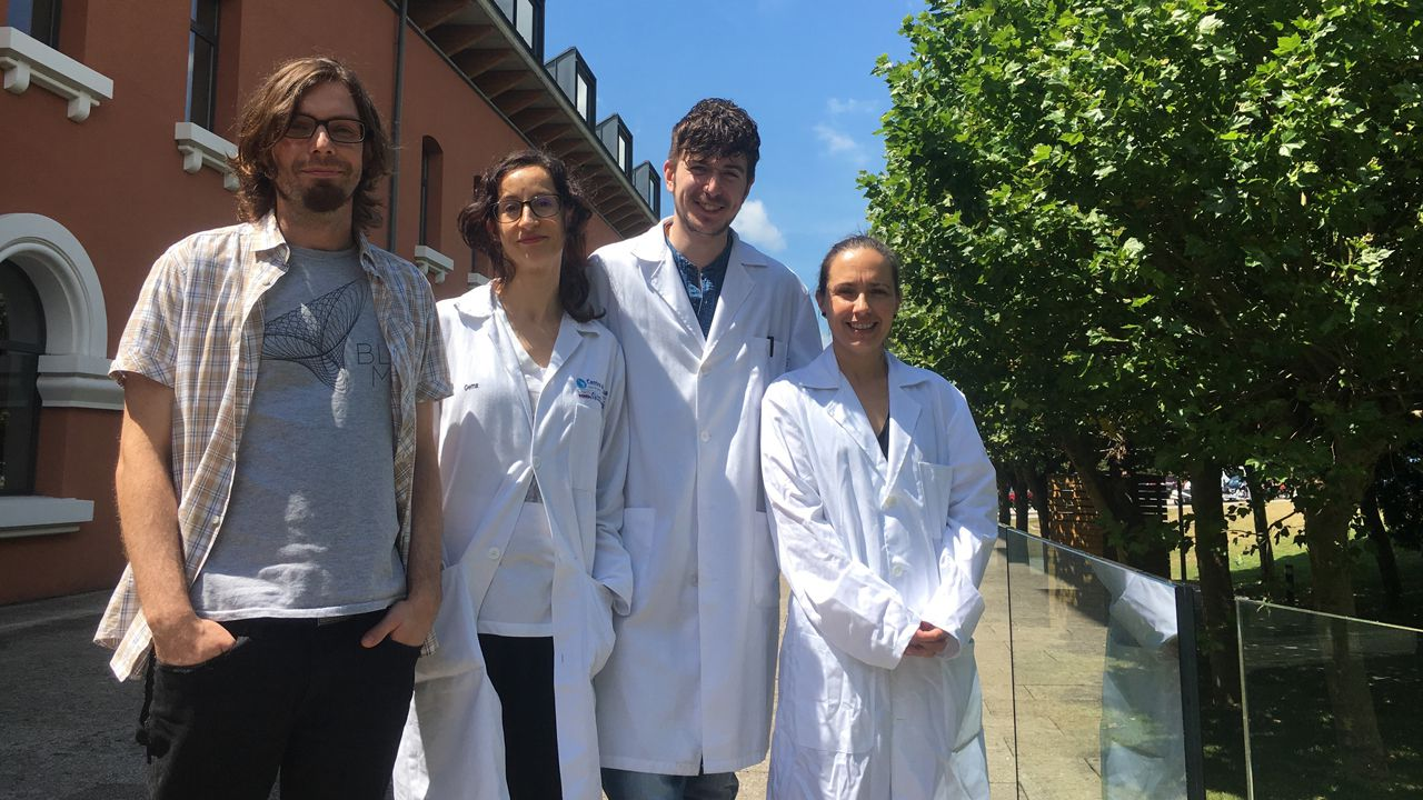 Investigadores de la Universidad de Oviedo