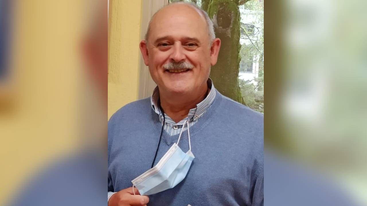 El profesor de Relacións Laborais, Joaquín Vidal Portabales, falleció a los 63 años