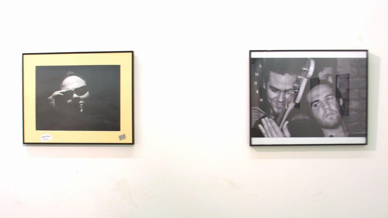 Imaxe de arquivo dunha exposición do colectivo Ollo de vidro