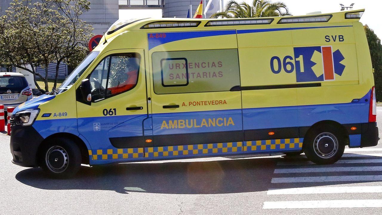 Conductas peligrosas de peatones de Santiago.El multamóvil podía detectar infracciones de aparcamiento, monitorizar el tráfico e incluso detectar coches robados