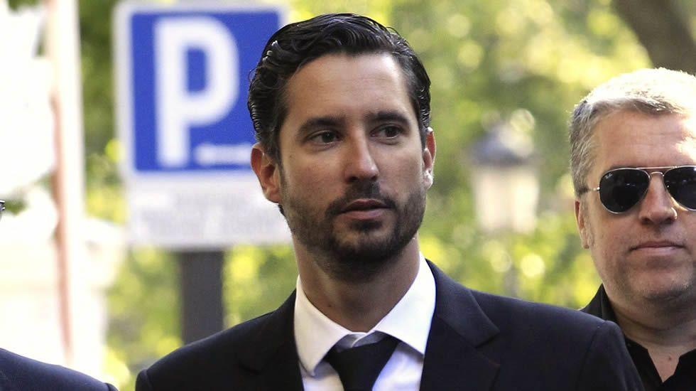Besteiro calla en la declaración que más esperaba.Besteiro llega a los juzgados de Lugo