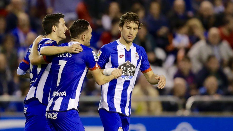 El Dépor ya piensa en el Espanyol