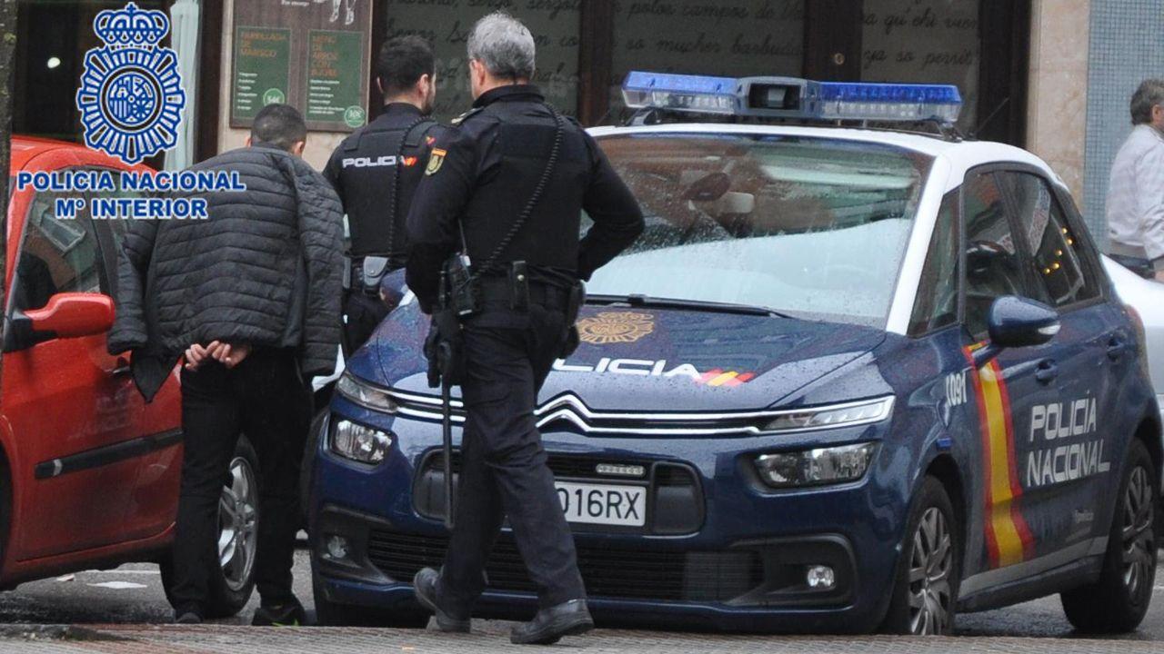 Resultados de la «Operación Sofía» en Gijón.Ciclo combinado de Endesa en As Pontes, que está fuera de la investigación de Competencia