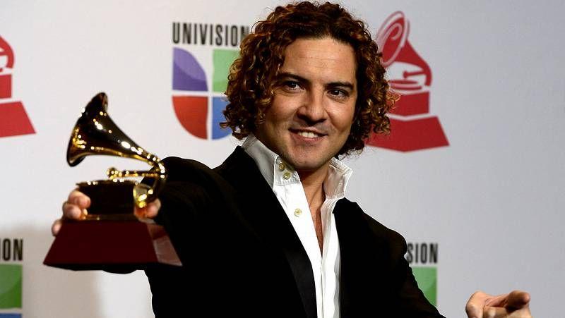 La gala de los premios Grammy, en imágenes.Alejandro Sanz, mejor artista del año de los Premios Lo Nuestro