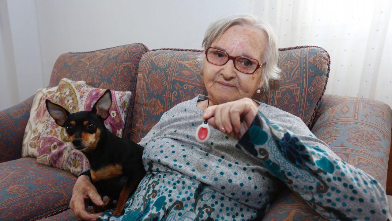 Elvira Otero Oubiña, madre lactante a la que negaron la ausencia en una mesa electoral