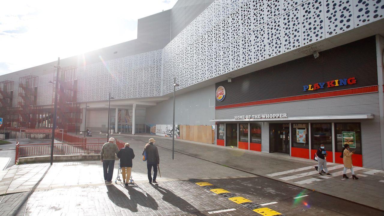 El centro comercial Abella