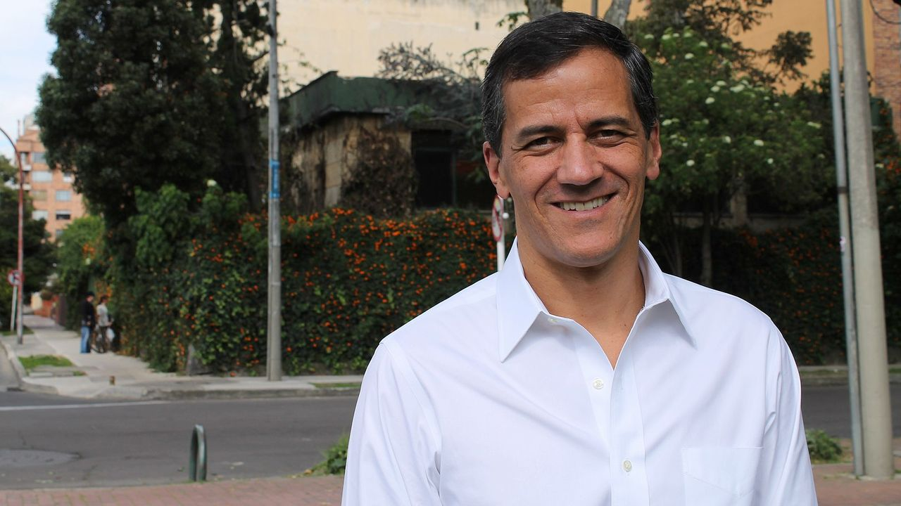 Rafael Nieto, exviceministro de Colombia