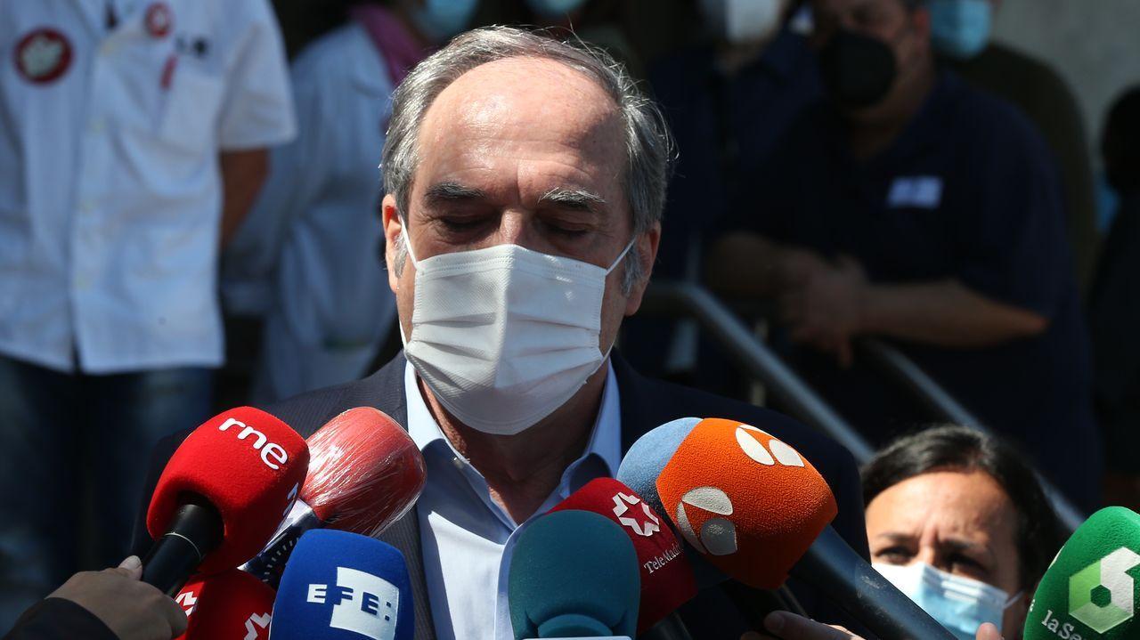 Gabilondo: «Cuando crees en algo y luchas por ello, el corazón va contigo».Pedro Sánchez y la ministra Reyes Maroto, en una imagen de archivo