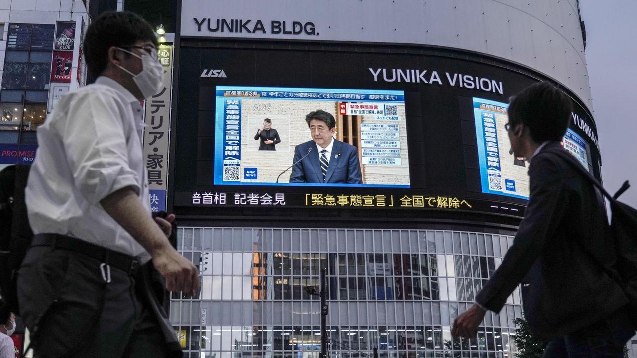 Japón también está tomando medidas para evitar casos importados