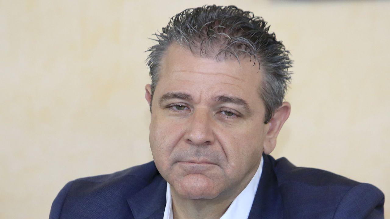 Miguel Couto, concejal de Urbanismo de Lugo
