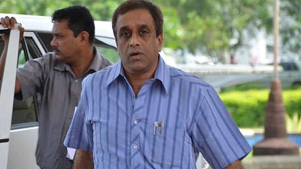 Goa ministro
