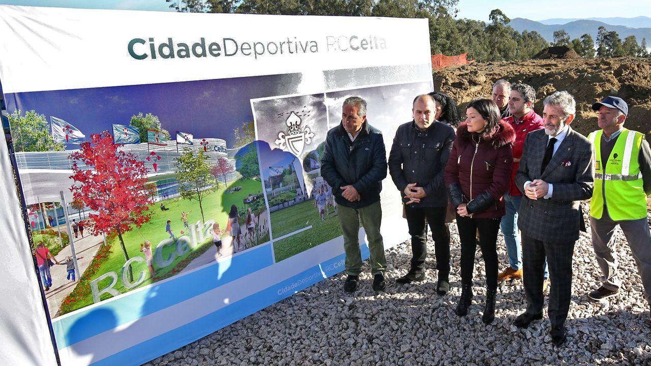 Las imágenes que solían dejar los Eibar-Celta son imposibles esta temporada