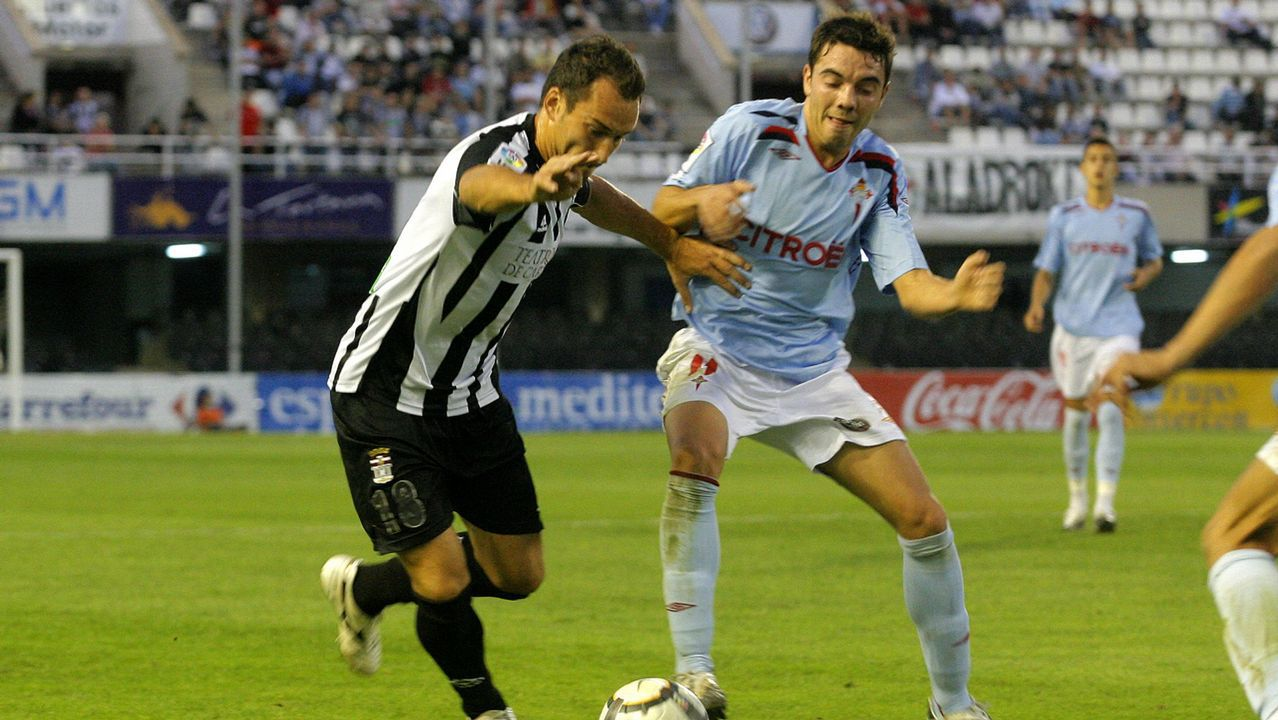13 - Cartagena-Celta (1-1) el 17 de octubre del 2009