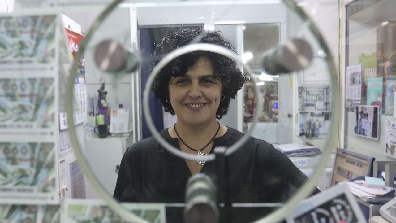 SusanaQuintela, la reina Midas de la lotería, es de Arzúa