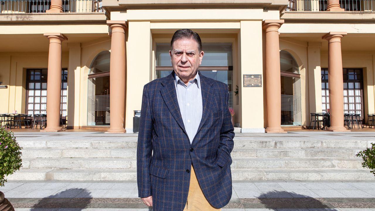 Alfredo Canteli presidente del Centro Asturiano