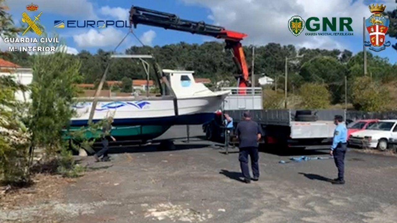 Golpe en Portugal a la venta de bivalvos contaminado