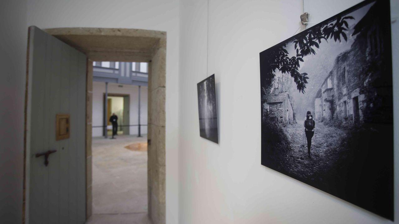 A exposición estará aberta no Vello Cárcere ata abril