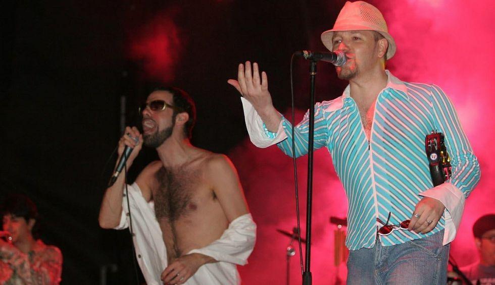 Fundación Tony Manero presenta en directo su nuevo disco esta noche en El Náutico