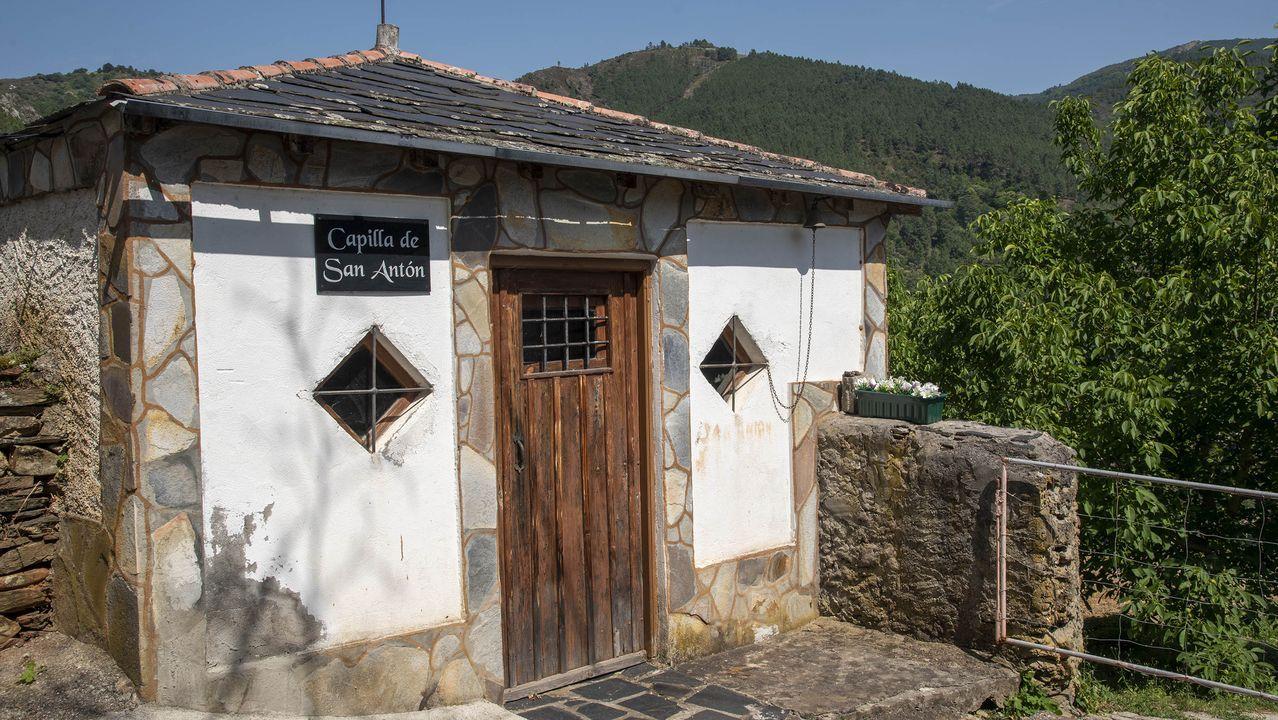 Capilla de San Antón en A Cubela