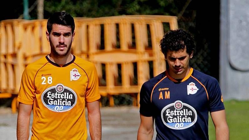 El Mallorca 0 - Deportivo 3, en fotos