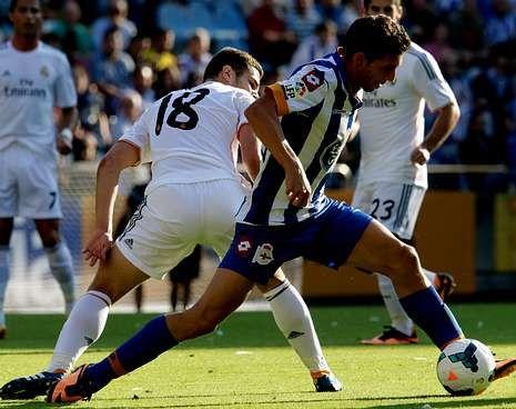Resumén en vídeo: Sabadell 0-Deportivo 3.El Dépor aspira a no perder de vista las primeras posiciones de la clasificación.