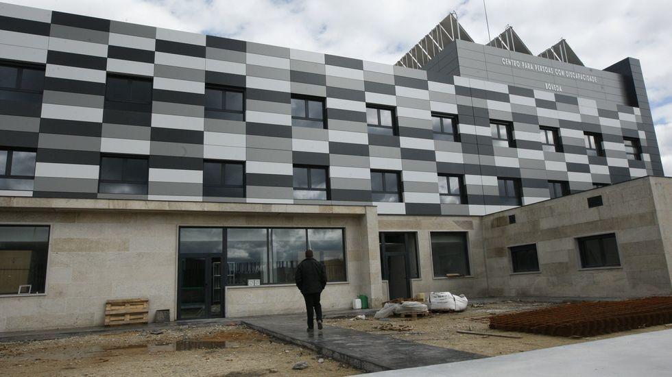 La residencia de Bóveda para personas con discapacidad física ya sufrió otro brote de coronavirus en abril