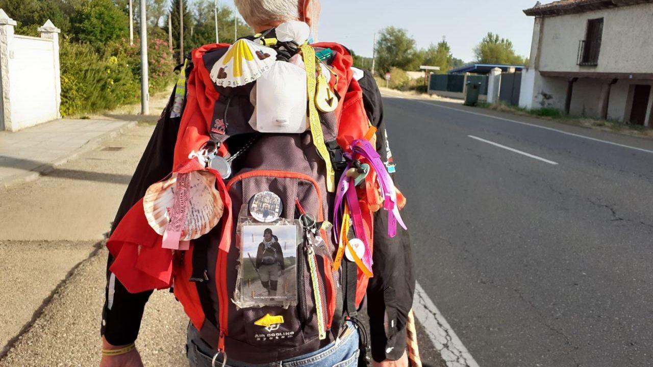 La mochila de la luz llegara a Santiago el día 18 de este mes
