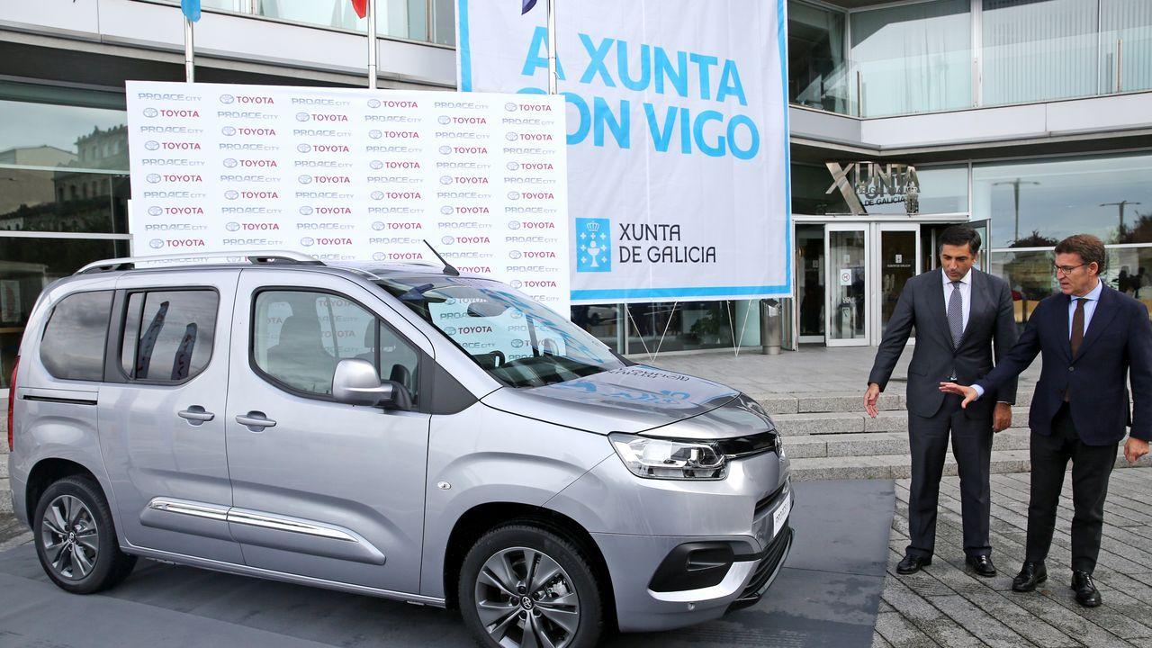 Así está siendo el Talentia Summit 2019 en Santiago.Este será el modelo de furgonetas que el Grupo PSA comercializará en 2020