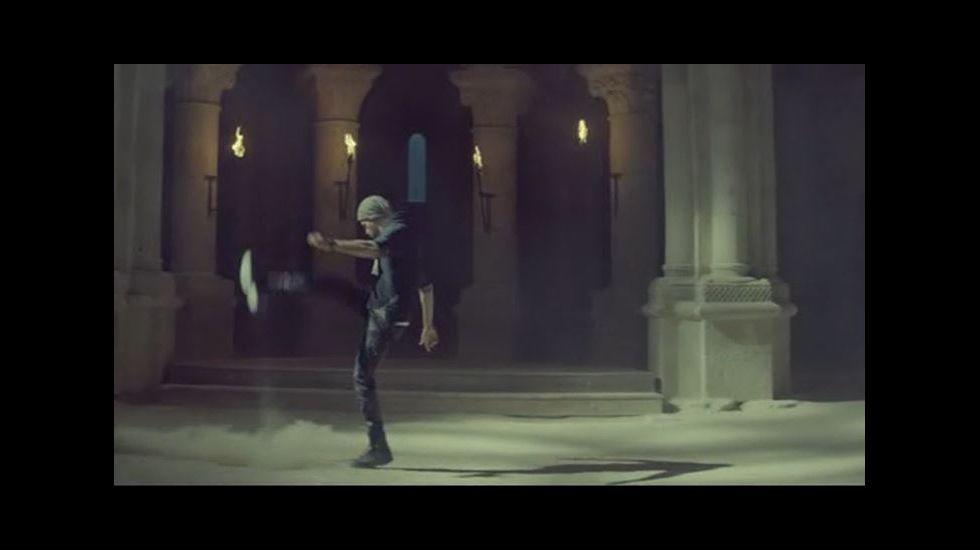 «Noche y de día», el polémico videoclip de Enrique Iglesias grabado en Galicia