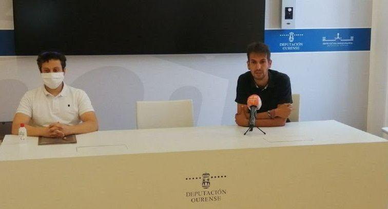 gomez.Alberto Núñez Feijoo (PP), Gonzalo Caballero (PSdeG-PSOE), Ana Pontón (BNG) y Antón Gómez-Reino (Galicia en Común)