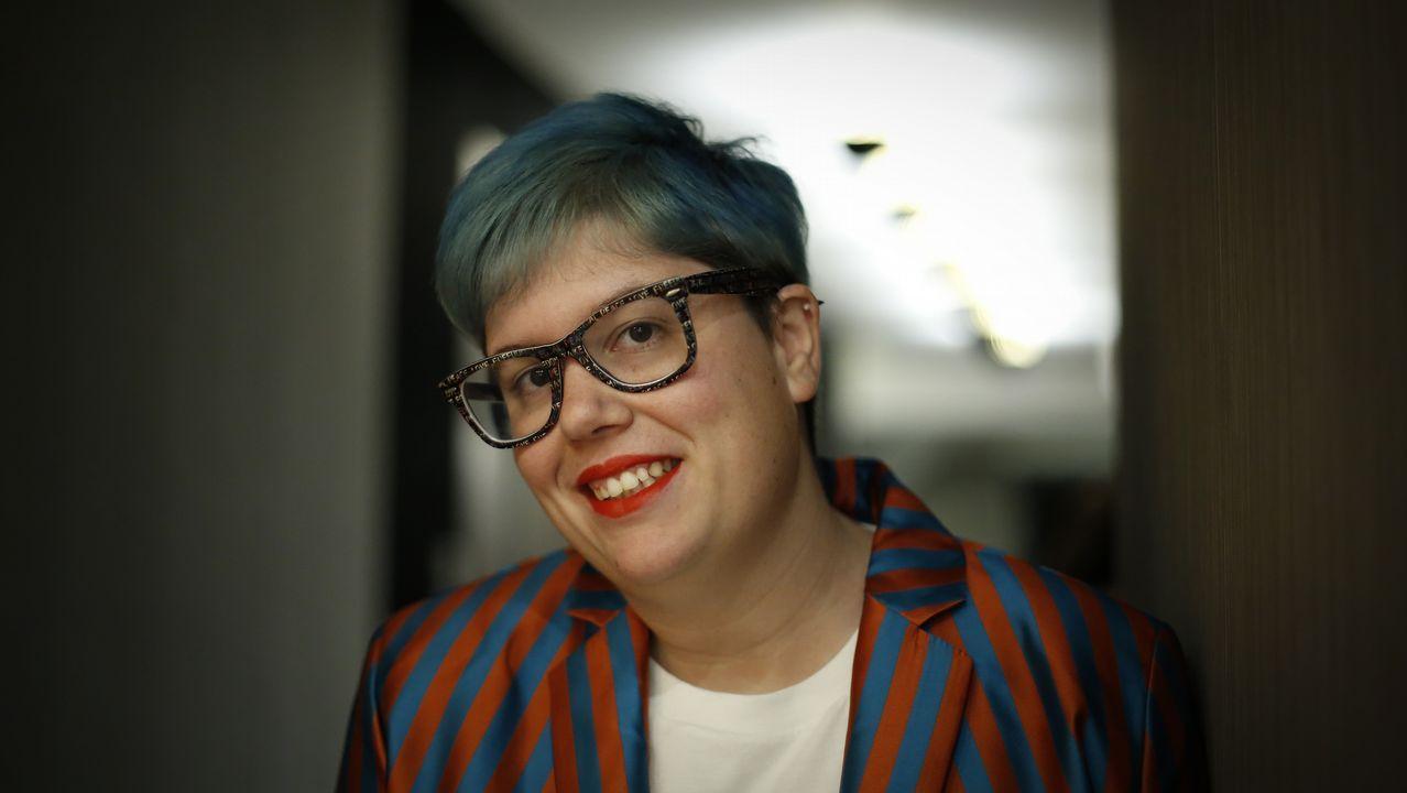 La escritora lucense Alba Carballal debuta en la novela con «Tres maneras de inducir un coma»
