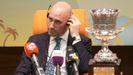 Luis Rubiales aclara el futuro de las competiciones en España tras el coronavirus