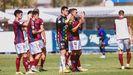Todas las imágenes del empate del Pontevedra Cf en Móstoles