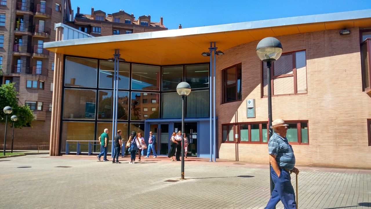 Centro de salud de Laviada. Centros de salud. Gijón.Centro de salud de Laviada