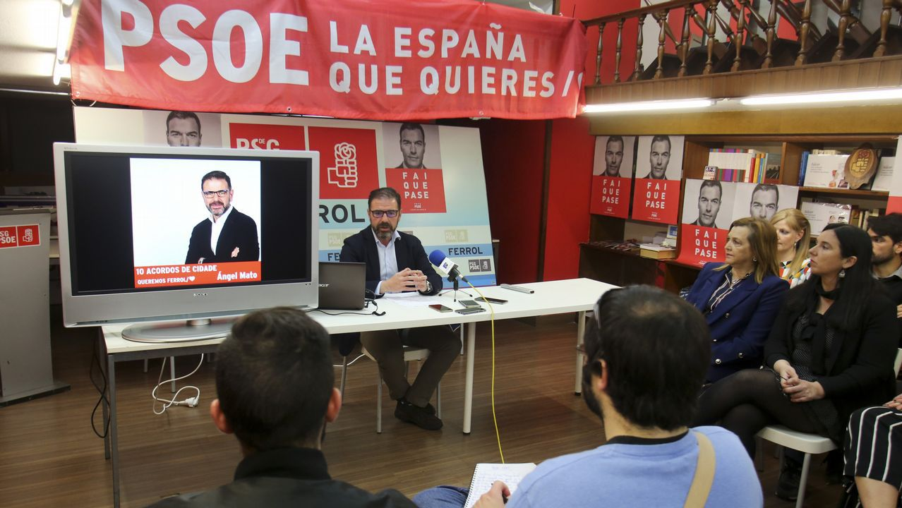 Entrevista a Adrián Barbón, candidato del PSOE.El presidente iraní, Hassan Rouhani, durante su discurso con motivo del Día Nacional del Ejército, el pasado 18 de abril