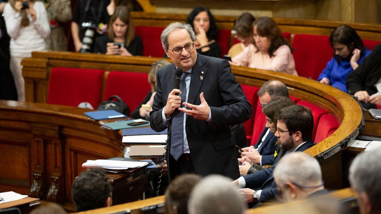 Nueva polémica con el catalán