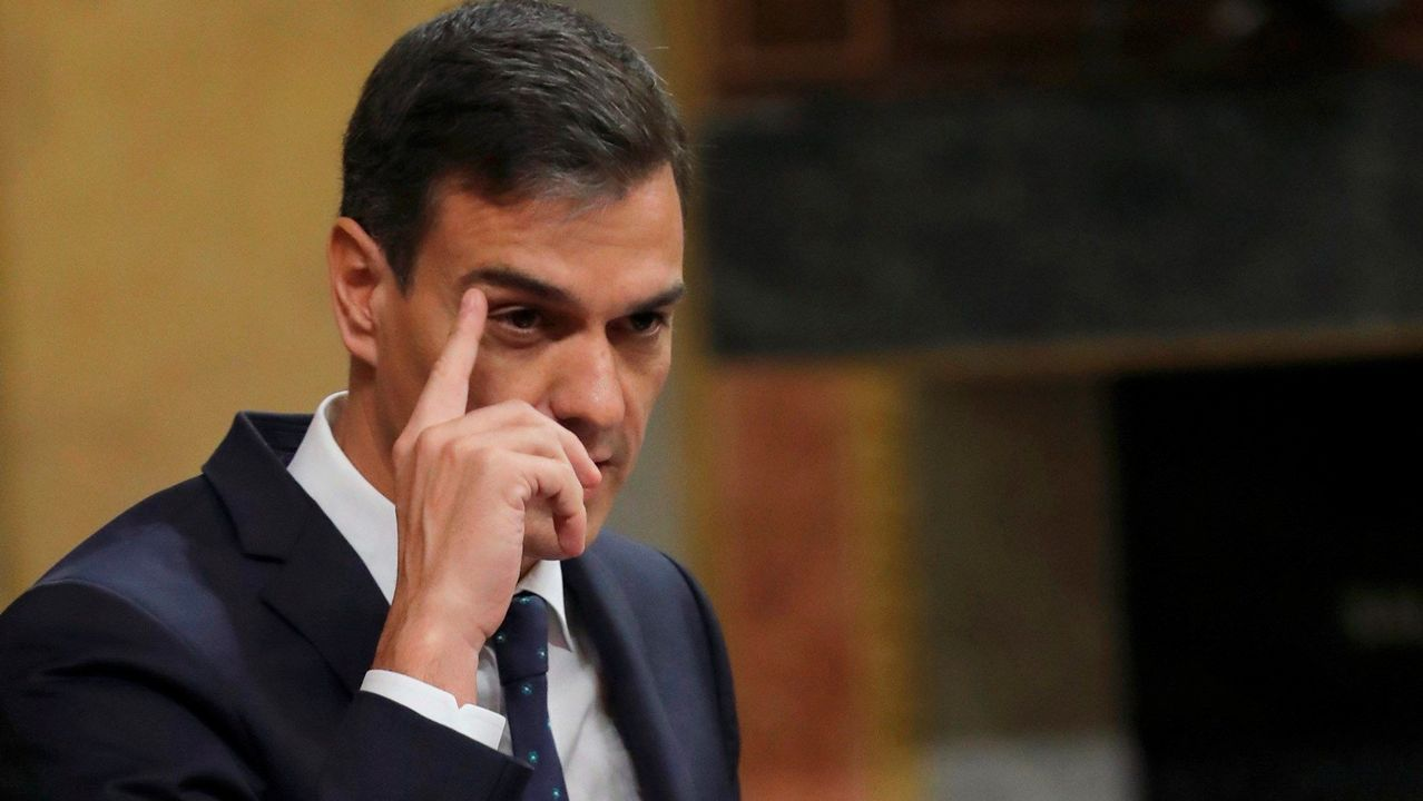 Sánchez comparece para anunciar medidas legales tras la sentencia de las hipotecas.Las organizaciones de afectados realizaron varias concentraciones en todo el país