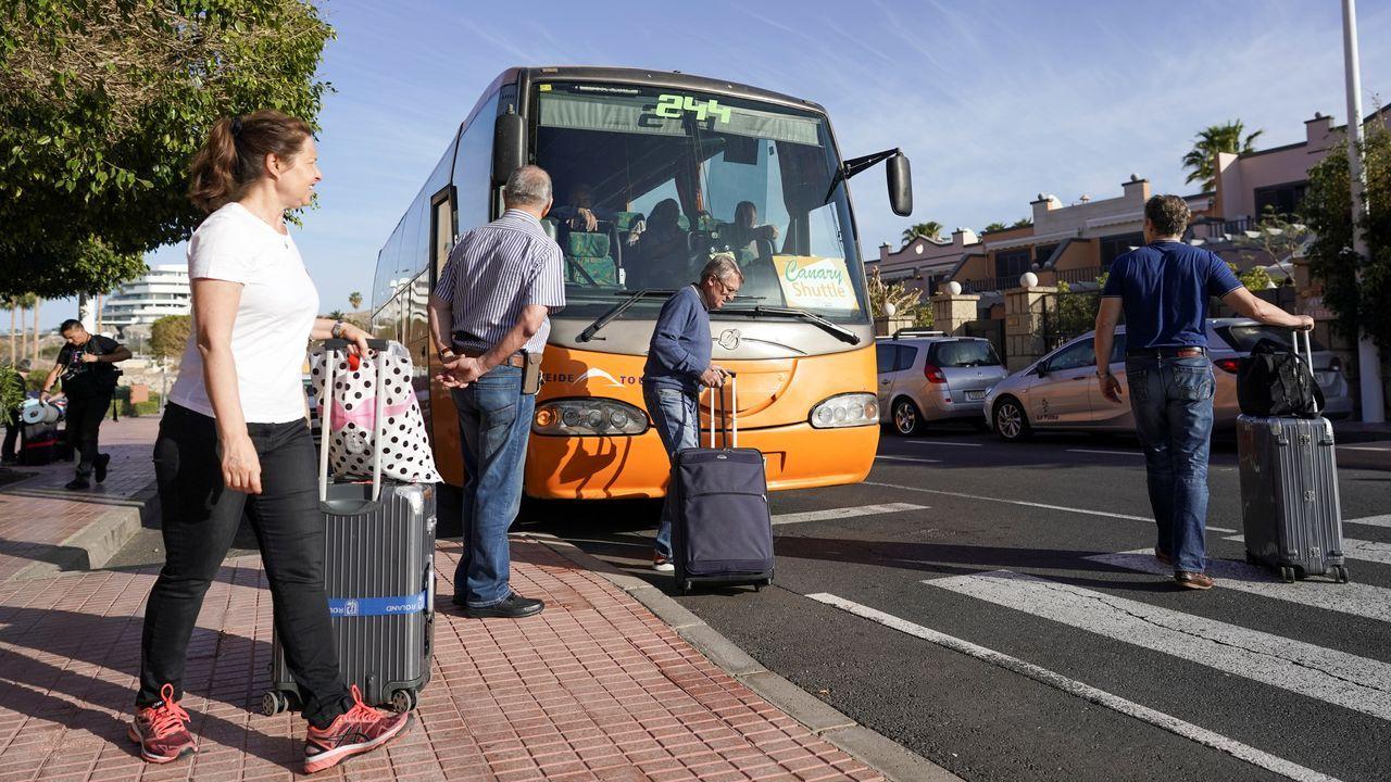 Finaliza el aislamiento en el hotel H10 Costa Adeje Palace de Tenerife