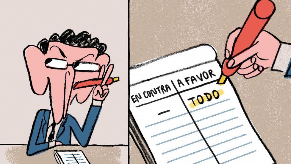 Los gallegos votarán el próximo 25 de septiembre.Iñigo Urkullu, lendakari y candidato a la reelección
