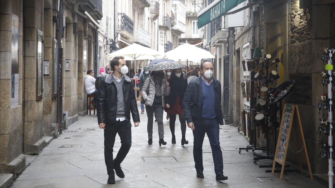 Sanidade aplica nuevas restricciones en el municipio de Lugo