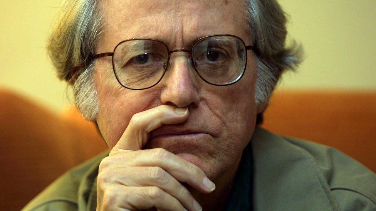 El escritor Don DeLillo