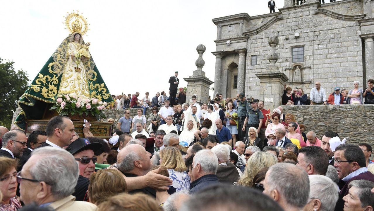 La «raia» reabre fronteras para los trabajadores.Imagen de archivo de los juzgados de Vigo