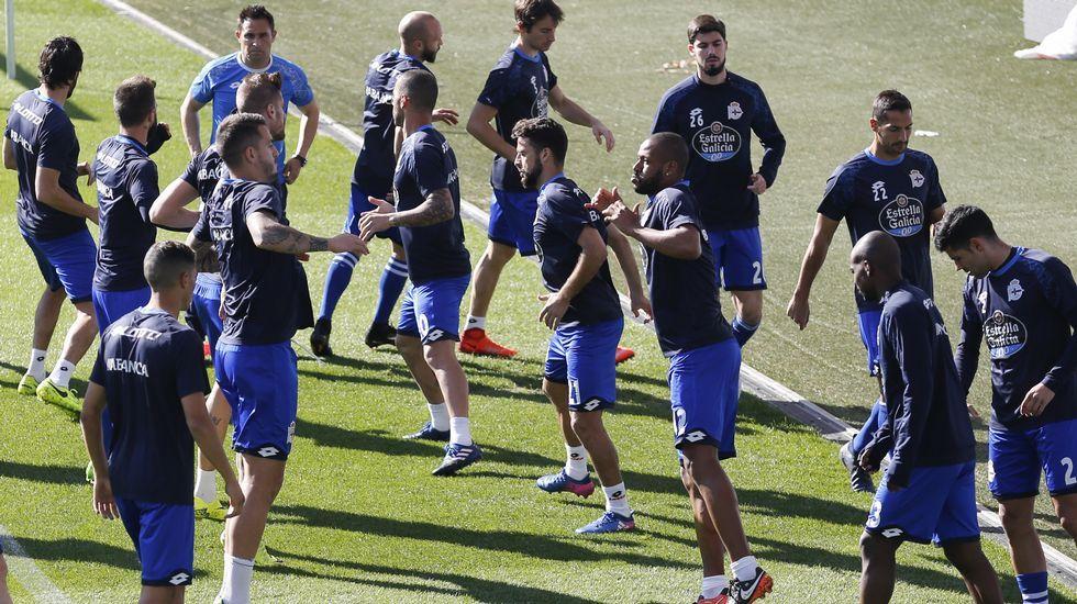 El Dépor se exprime en Abegondo para recibir al Espanyol