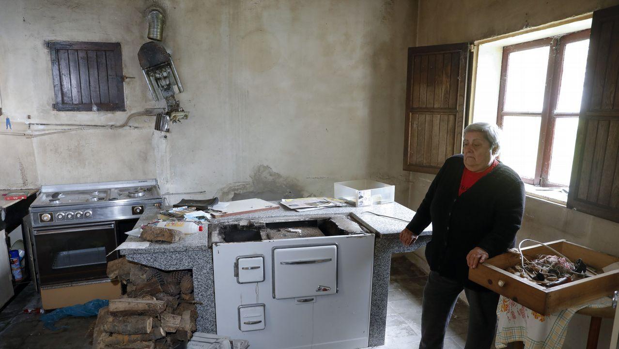 Compra una casa para restaurar en Matodoso y le roban hasta los lavabos