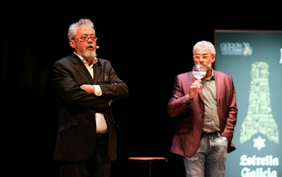 Carlos Blanco y Quico Cadaval, dos retranqueiros de cabecera, vuelven a compartir escenario.